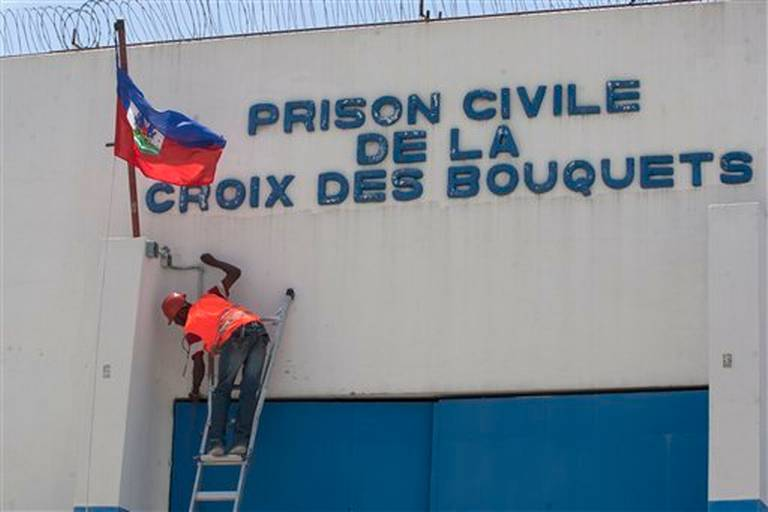 COVID-19 has reached Haiti's overcrowded prisons. Some fear a human rights disaster