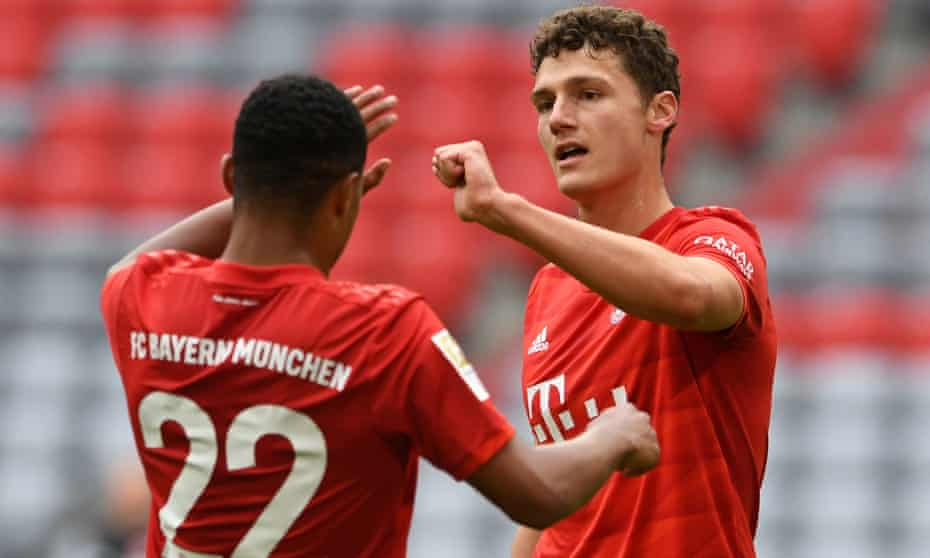 Bundesliga may have pressing problems but it's at the tactical forefront
