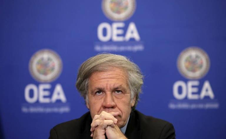 OAS head gets Haiti constitutional lesson after entering fight on end of president's term