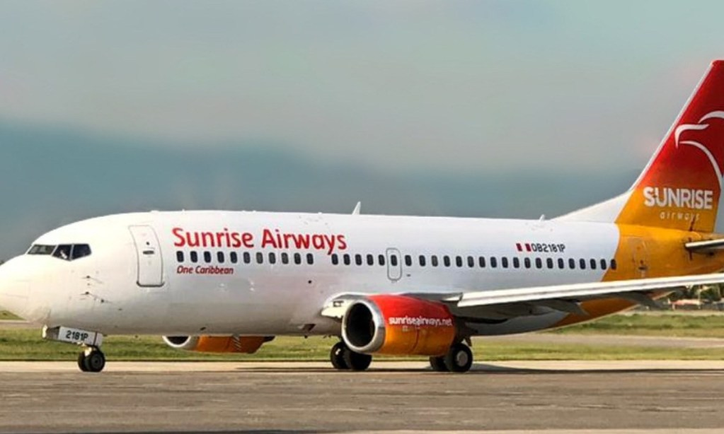 Sunrise Airways to resume flights between Haiti and Dominican Republic on July 3