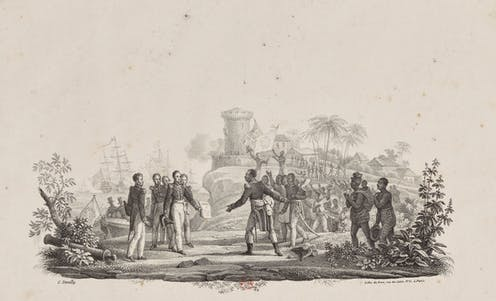 When France extorted Haiti – the greatest heist in history