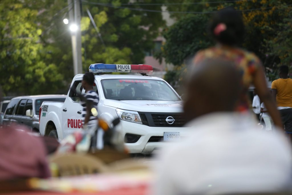 Haitian National Police is given $17 million dollars to pacify troubled neighborhoods