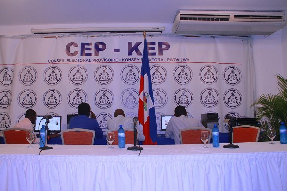Haitian president Jovenel Moïse tries to restructure the Provisional Electoral Council