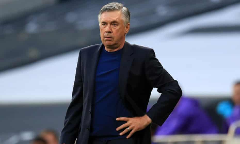 Carlo Ancelotti will be given funds to strengthen Everton this summer