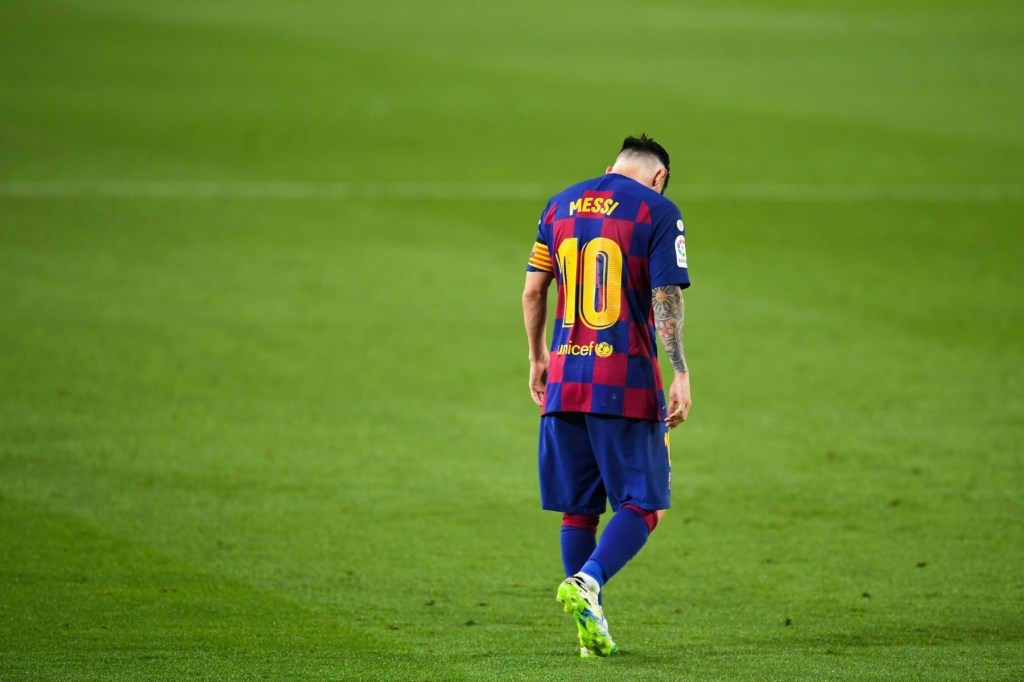Report: Messi Wants to Leave Barcelona; Why a Move to PSG Makes Sense
