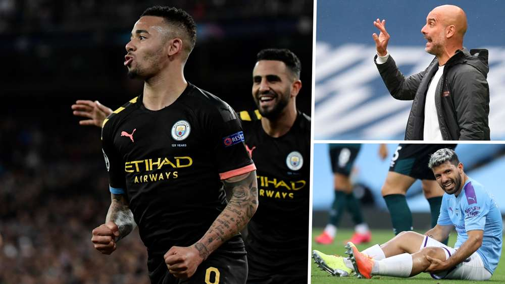 Now or never? Jesus' last chance to prove he can be Aguero's successor at Man City