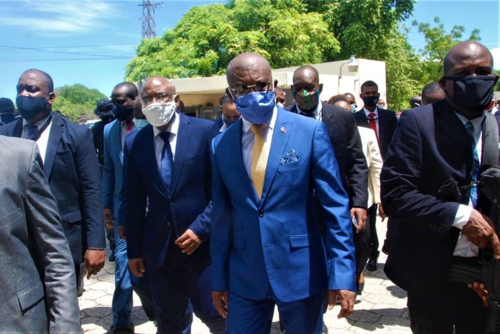 Haitian Prime Minister Promises to Restore Security on Bicentenaire Area