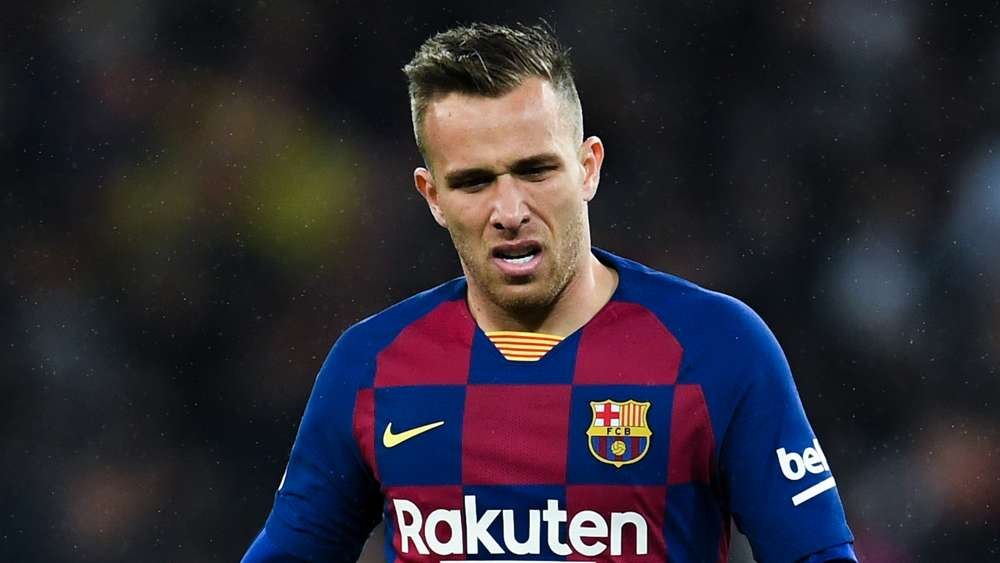 Arthur refusing to play for Barcelona again as Juventus-bound midfielder won't return from Brazil