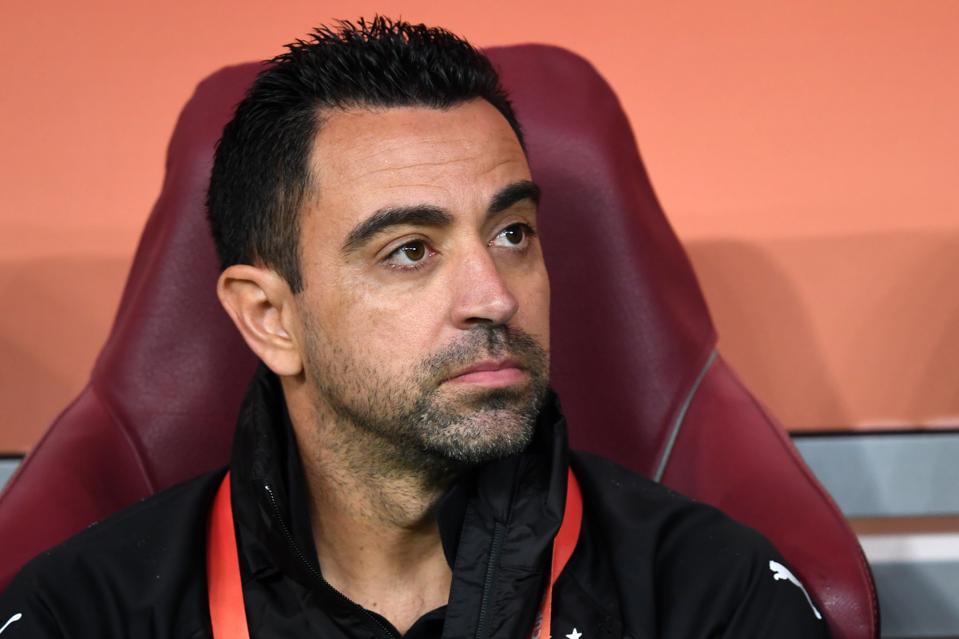 FC Barcelona legend Xavi Hernandez has tested positive for COVID-19.