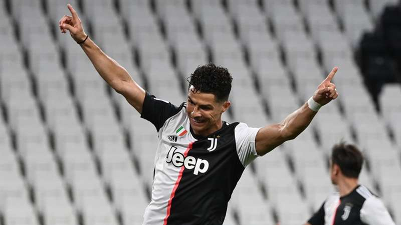 It's important Juventus win' – Ronaldo plays down talk about his latest records