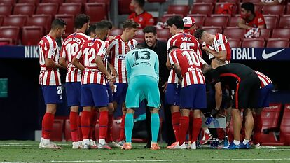 Five reasons why third is crucial for Atletico Madrid