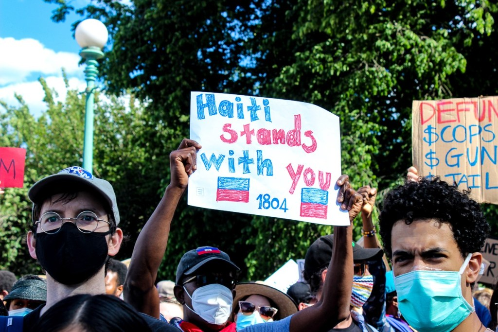 Haitian-American Alliance heading to August March on Washington