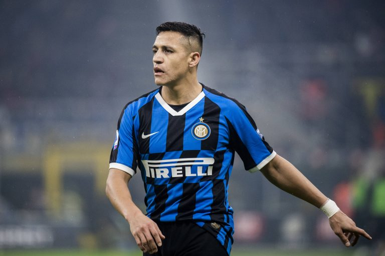 Inter In Negotiations With Man Utd Over Signing Alexis Sanchez On Permanent Basis
