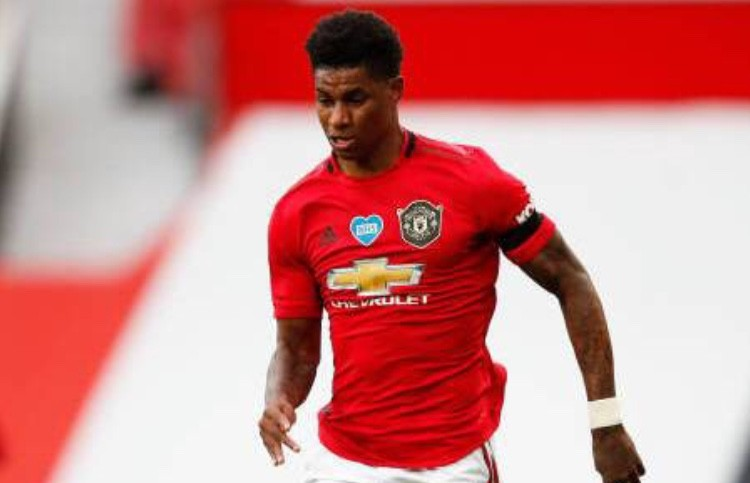 Manchester United braced as PSG make Marcus Rashford top transfer target