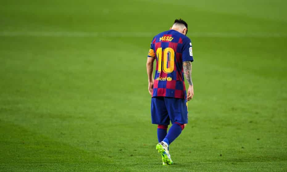 Boardroom turmoil, troubling finances and Messi's influence: why Barcelona are a mess