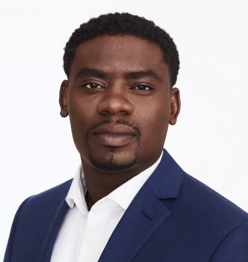 Haitian American startup founder, Pierre Laguerre, dreams big, time and again