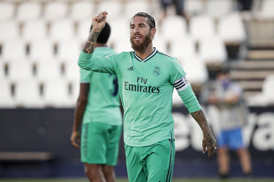 Real Madrid now considering two-year extension for Sergio Ramos