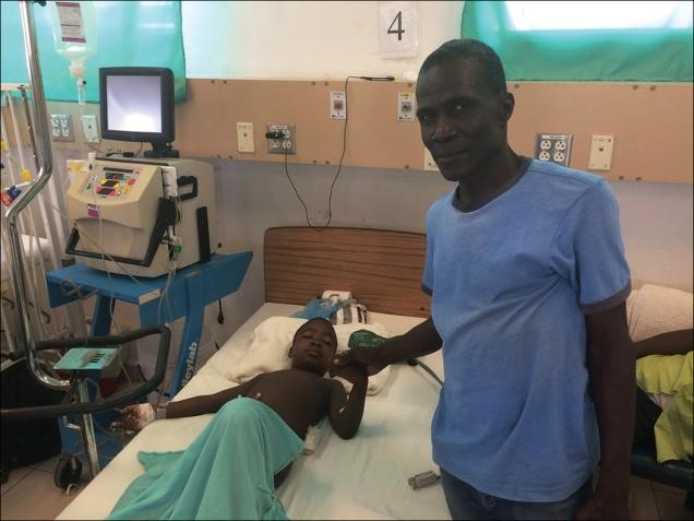 Collaborating on kidneys: Haiti's transplantation ambitions