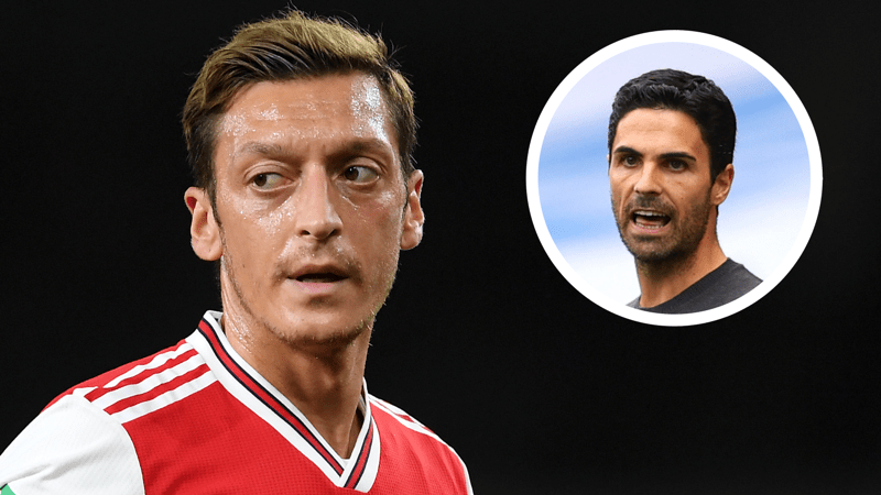 They just speak bullsh*t!' – Angry Ozil fires back at critics & claims Arteta didn't give him a chance at Arsenal