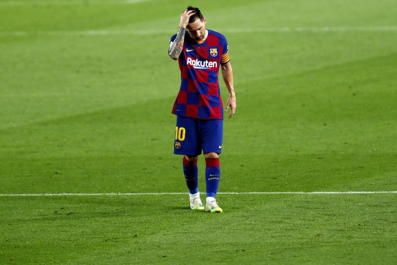 Lionel Messi Rumors: Manchester City 'Crunching' Numbers for Possible Transfer