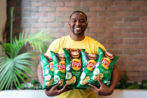 Jean Paul Laurent Dental Hygiene Lay's chips