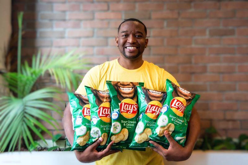 Jean Paul Laurent Dental Hygiene Lay's chips