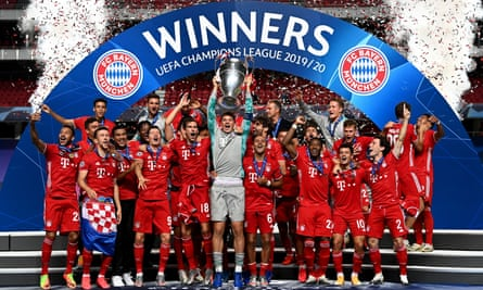 Champions League draw explained: the clubs, pots, format and more