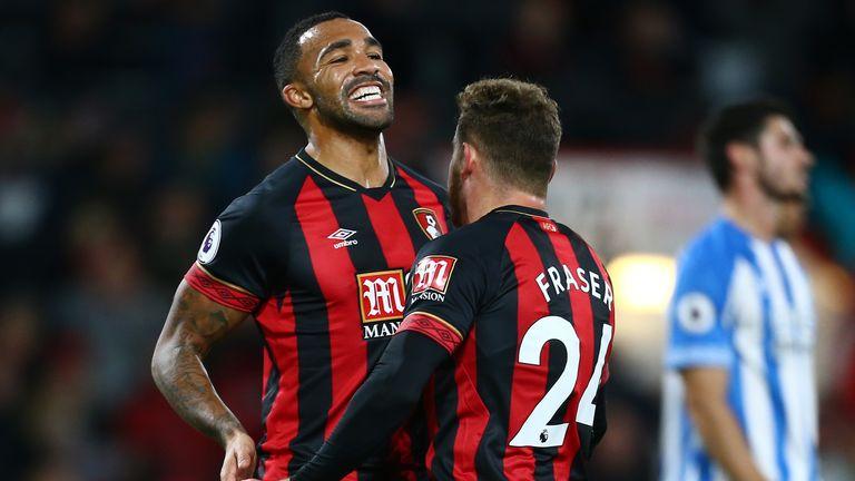 Callum Wilson: Newcastle sign Bournemouth striker for £20m