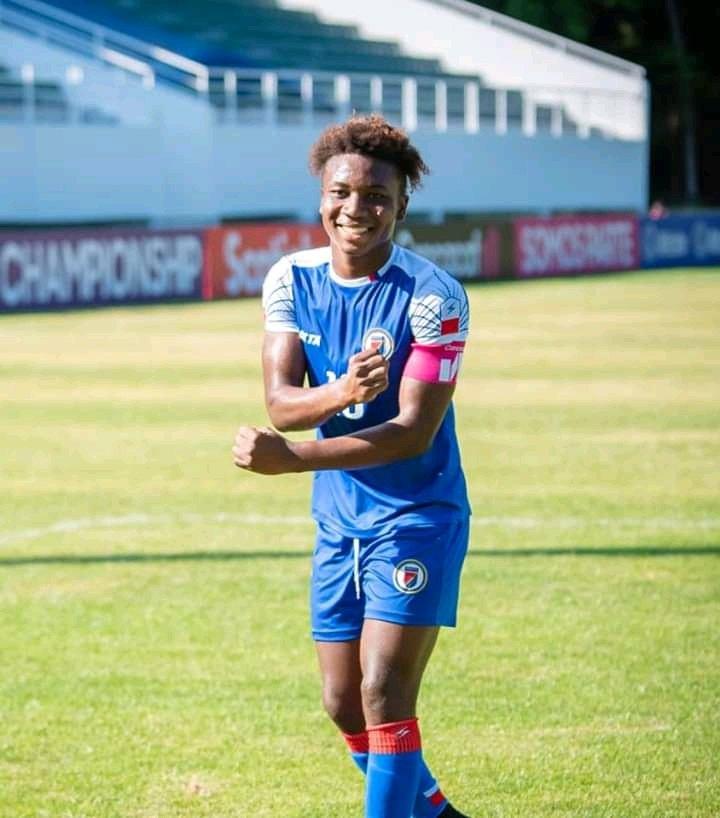 Melchie Dumornay, Haiti's piti soccer prodigy, kicks off biggest season yet