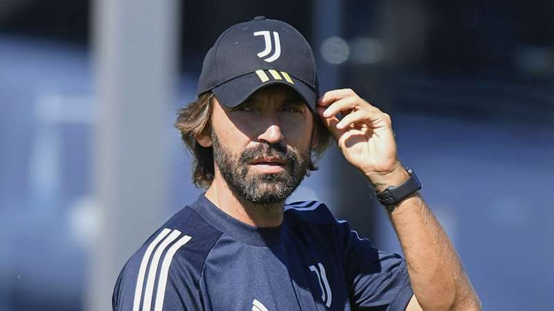 Pirlo introducing 'new methodology' at Juventus as he looks to contend with high expectations