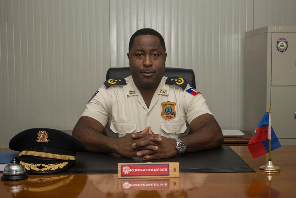 New administrator appointed to beleaguered police force