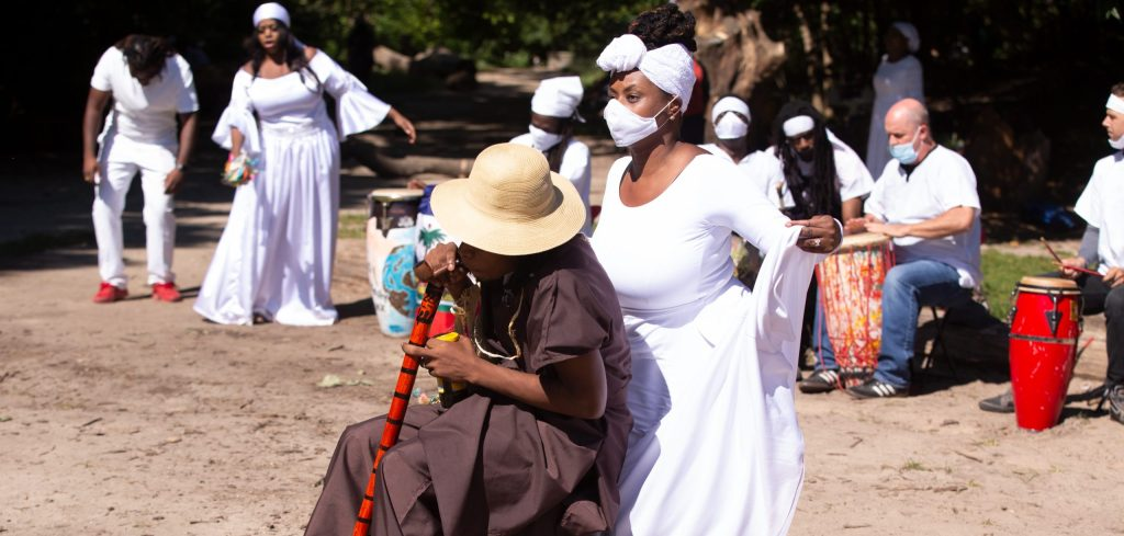 Exploring Yanvalou, the sacred dance of Haiti