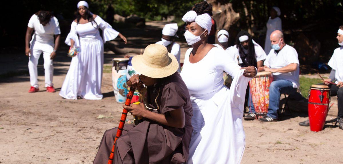 yanvalou haitian times