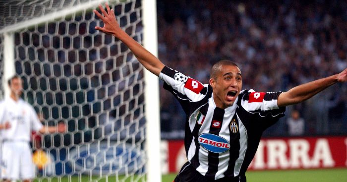 David Trezeguet's journey from overlooked outsider to Juventus hero