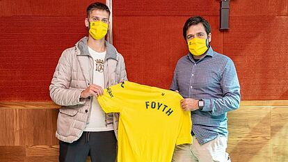 Official: Villarreal sign Juan Foyth from Tottenham