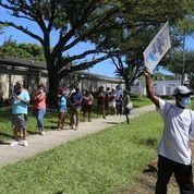 Haitian-Americans vote Florida 2020