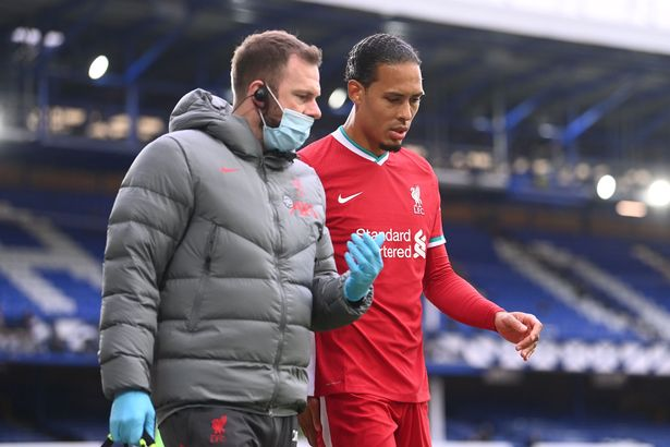 Liverpool identify two Virgil van Dijk replacements for January transfer window
