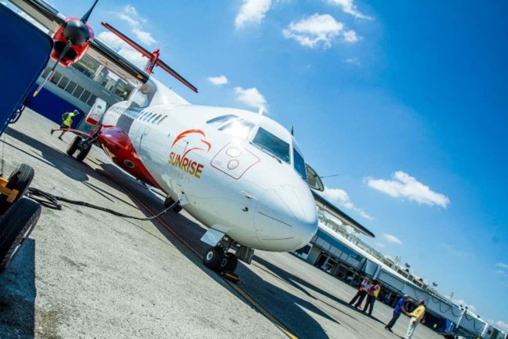 Sunrise Airways resumes flights between Cuba and Port-au-Prince