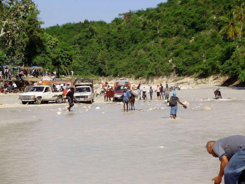 Haiti hurricane, flooding, sustainability
