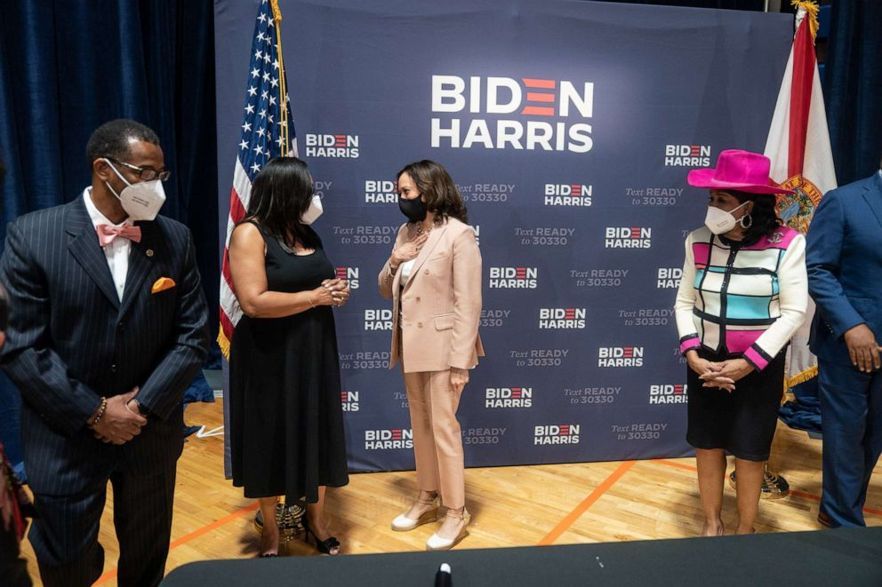 Kamala Harris' connection to Caribbean voters could make difference in Florida