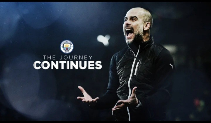 GUARDIOLA SIGNS NEW CITY DEAL!