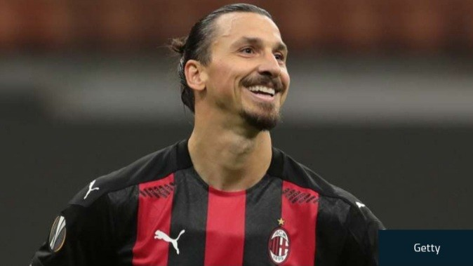 AC Milan star Ibrahimovic joins elite Serie A club with double at Napoli