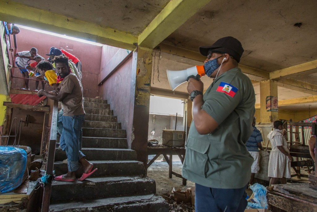 Haiti back on red alert as COVID-19 cases rise