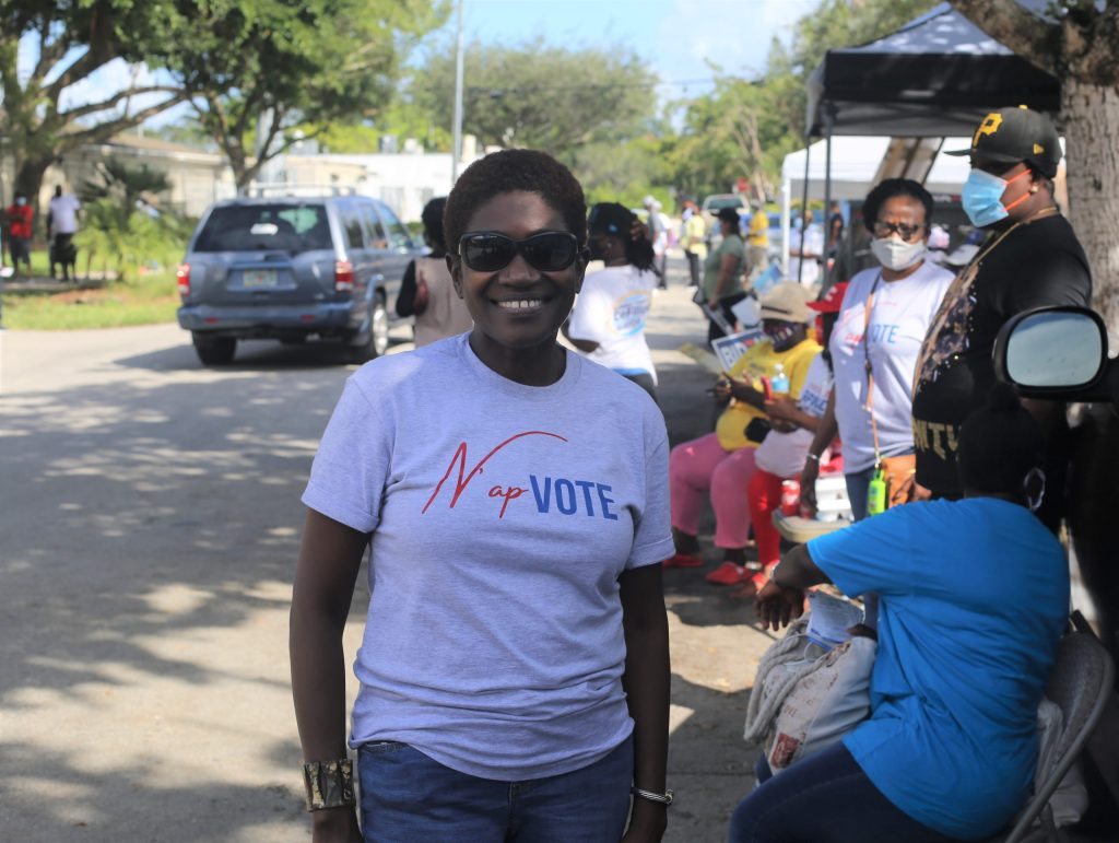 Gepsie Metellus in Heated Race for Miami-Dade County Commission