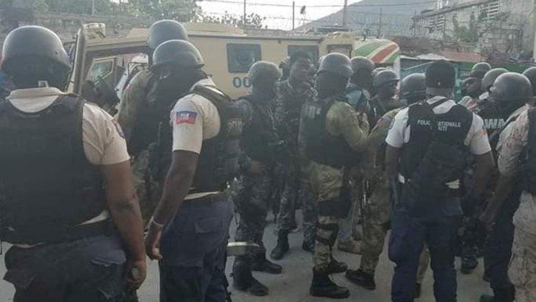 Haiti police reform