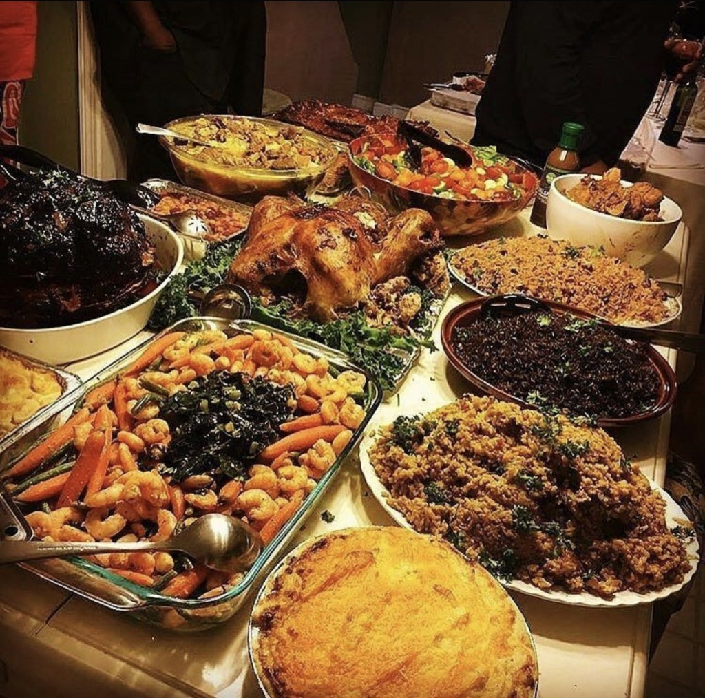 Thanksgiving comes smaller, lower-key this year, but still with Haitian twist