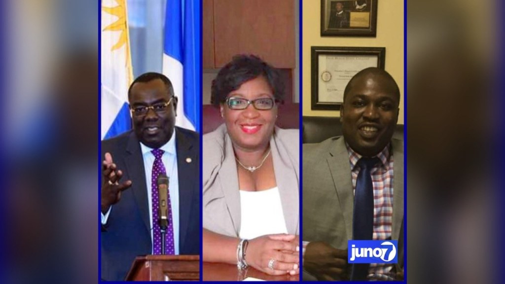 Moïse names 12 new ambassadors