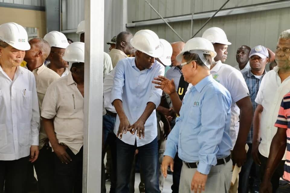 Moïse: Haïti is closer to 24/7 electricity