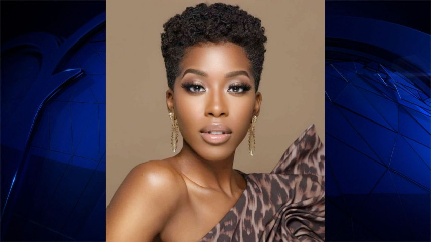 Miss Massachusetts USA 2020 Brings Her Hair and Haitian Pride to the Stage