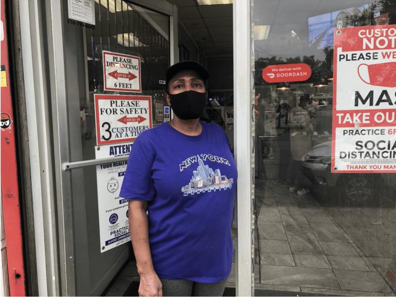Even Guerrier, Haitian restaurants, Queens immigrant businesses, covid-19